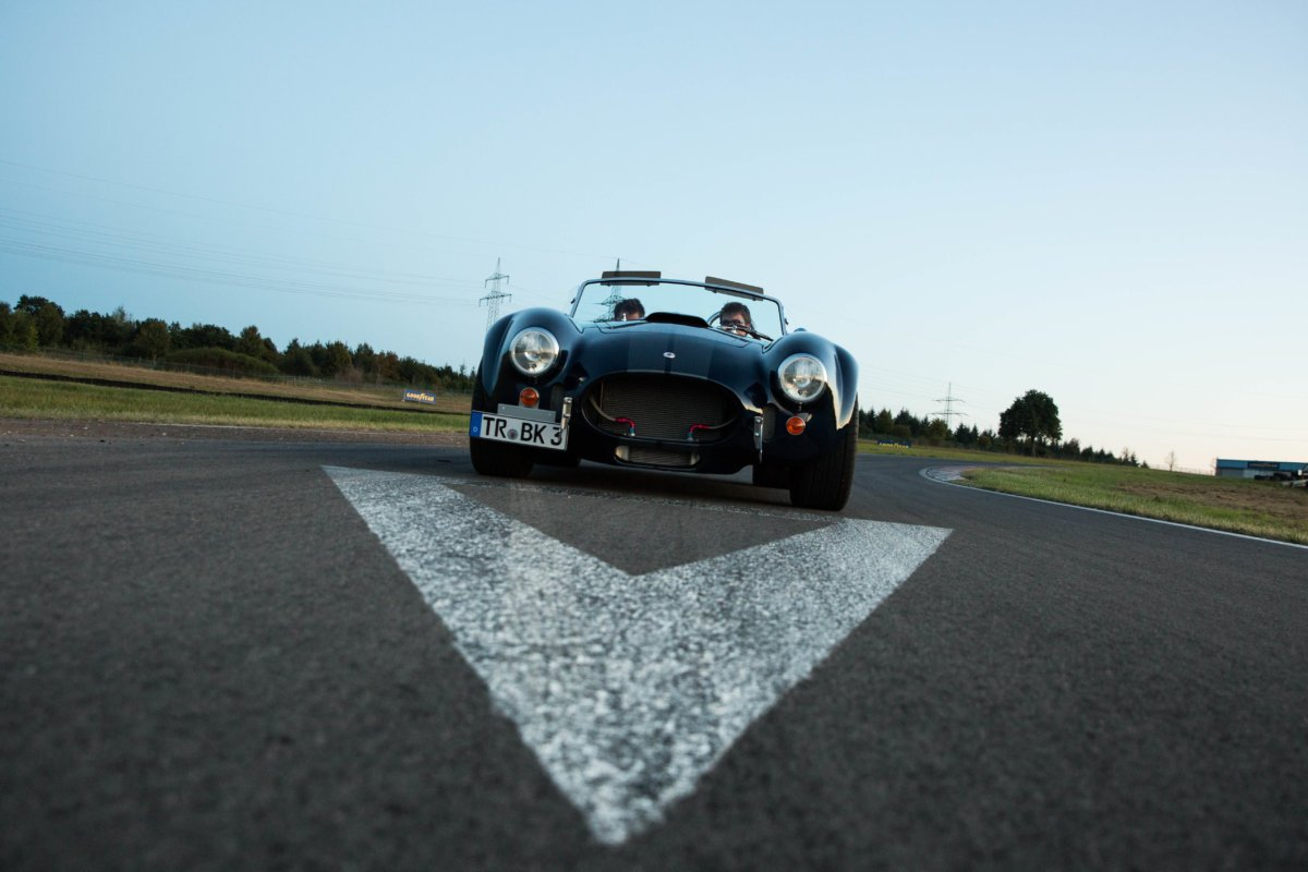 Ashley - 1965 Shelby Cobra by Backdraft Racing