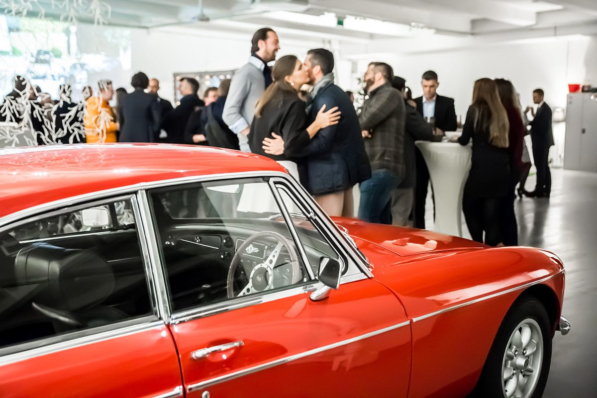 Armogan launch party with Fox Beer | The Car'tell Clubhouse