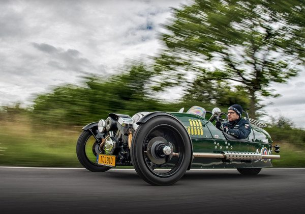 Lori - 2016 Morgan Three-wheeler