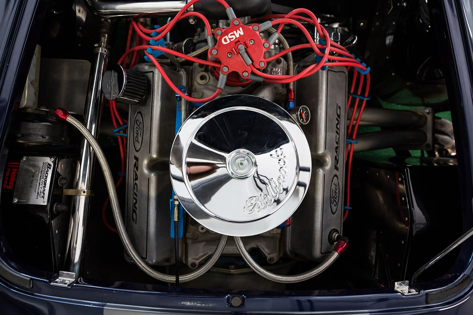 AC Cobra Engine