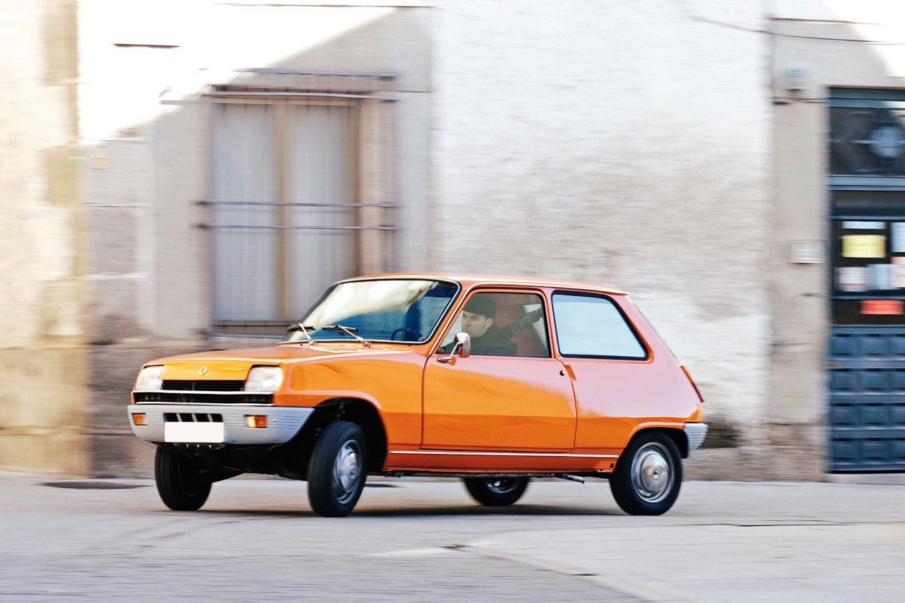 Renault 5 Orange Article Caisses Des Copains