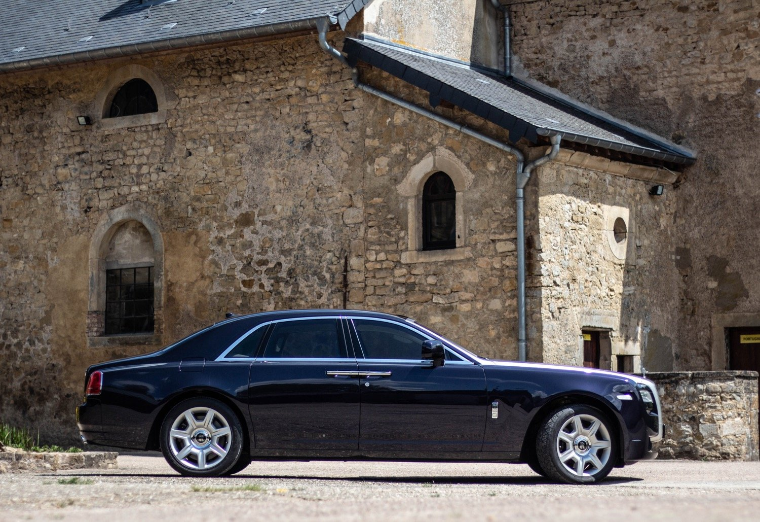 Majestic - Emily - Rolls Royce Ghost - Ansembourg Castle