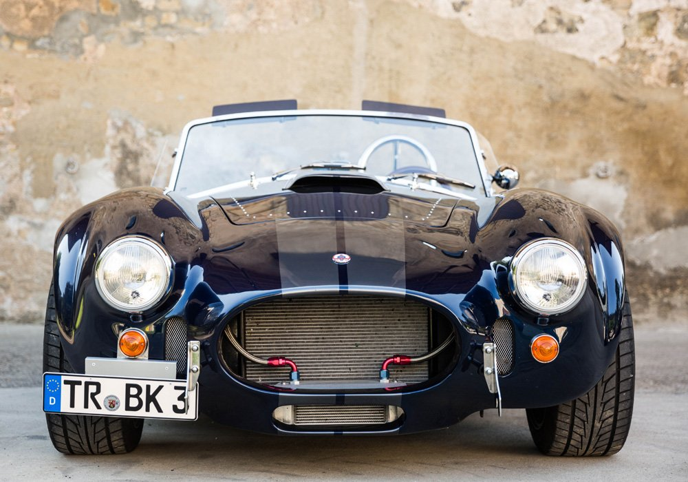 Ashley - 1965 AC Cobra by Backdraft