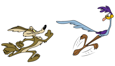 Bipbip Coyote