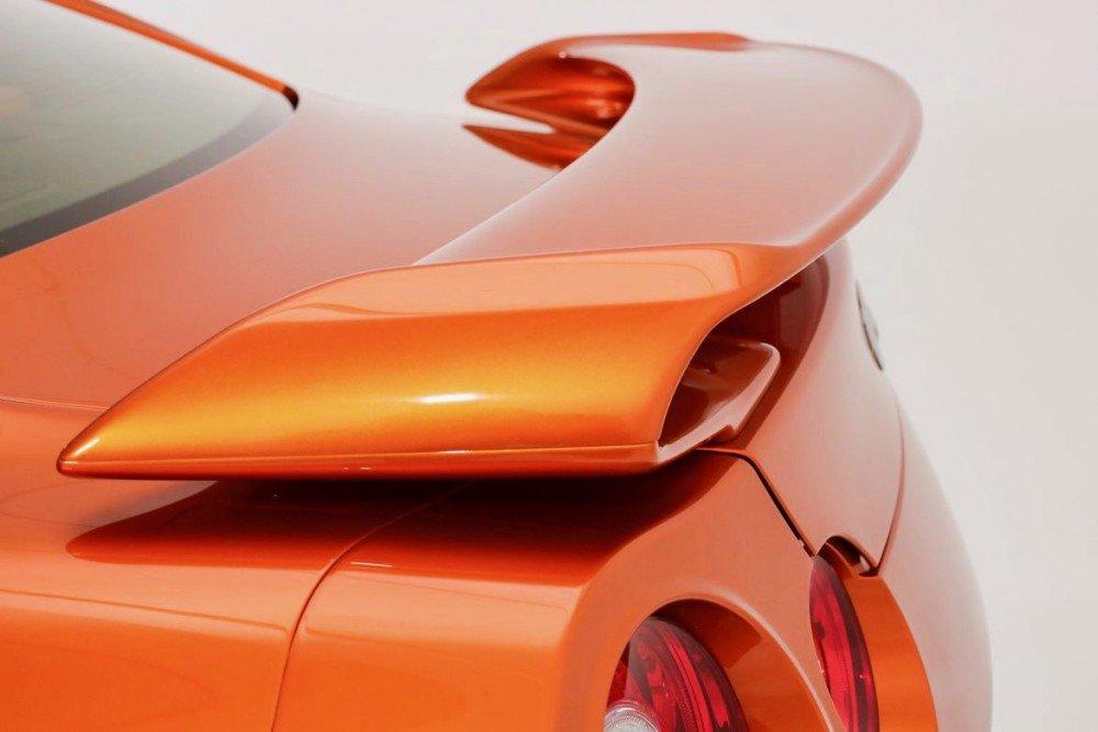 Kaida - 2017 Nissan GTR spoiler