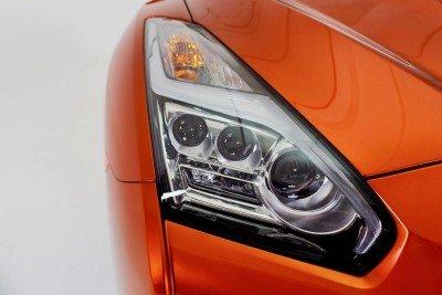 Kaida - 2017 Nissan GTR front lights