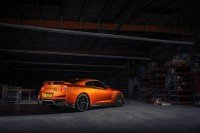 2017 Nissan GTR in warehouse