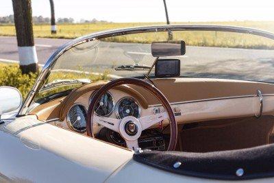 Speedster dashboard sunday drive