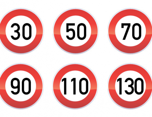 Les limitations de vitesse et leurs effets secondaires