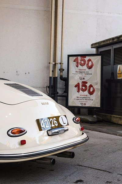 Backside | 356 Speedster | Replicar Hellas | RCH