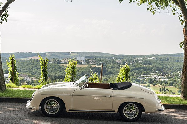Cathie - 1955 Porsche 356 Speedster Replica by RCH - 19