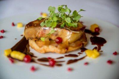 Chateau Urspelt - Food