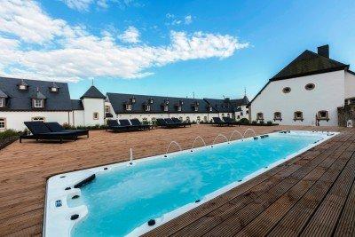 Chateau Urspelt - Swimming Pool