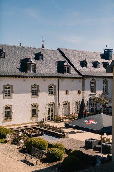 Chateau Urspelt - Court