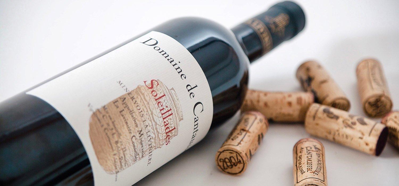 Domaine de Cantaussel Portfolio pic bottle