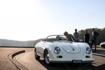 Night Drive | 356 Speedster | Replicar Hellas | RCH