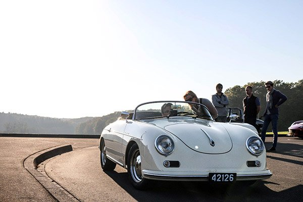 Night Drive |356 Speedster |Replicar Hellas |RCH
