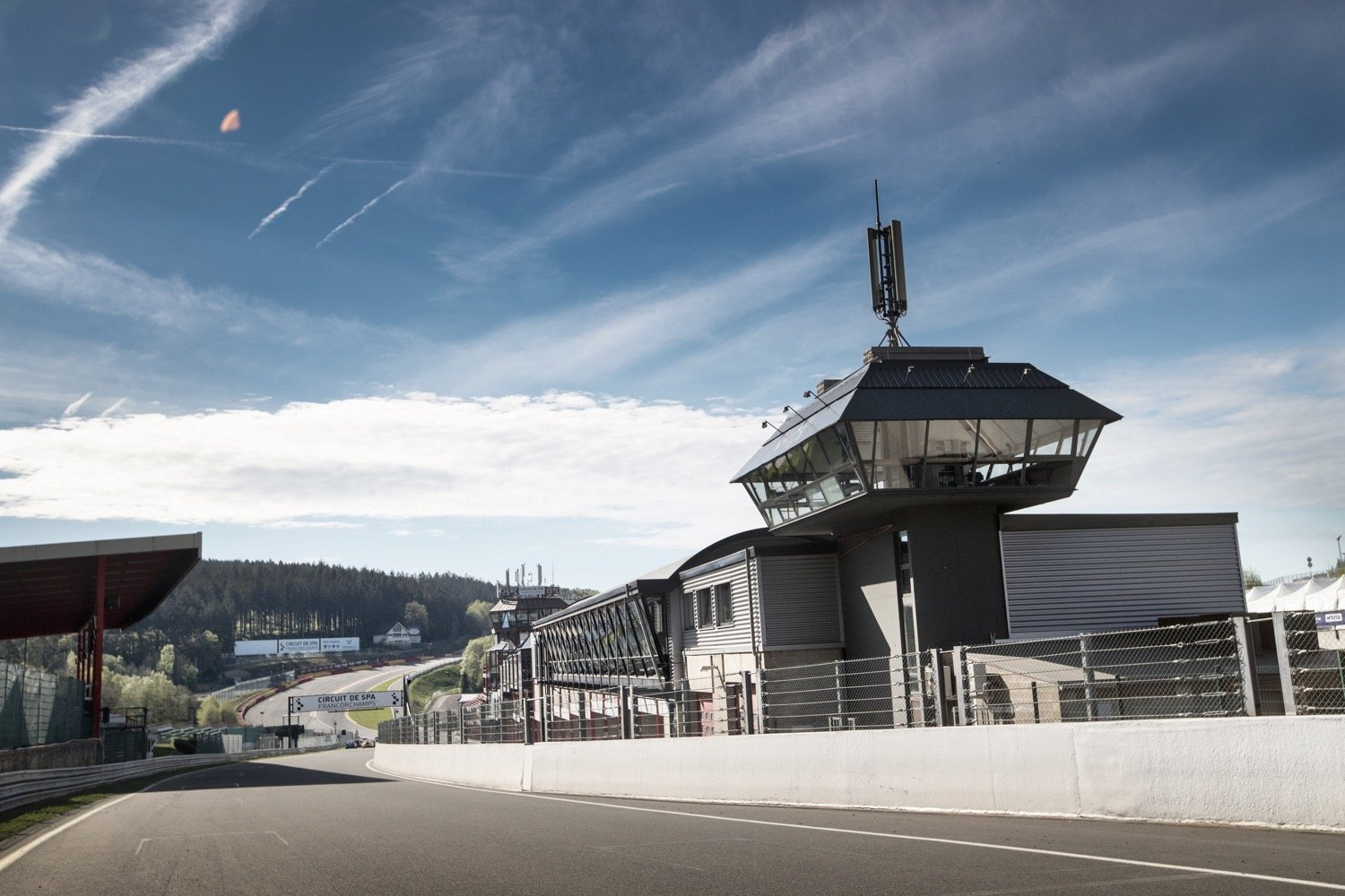 RSRSpa - Spa Francorchamps Circuit