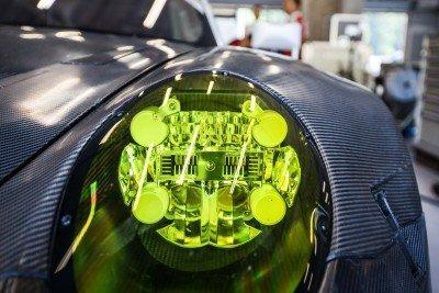 RSRSpa - 28 - Porsche headlight