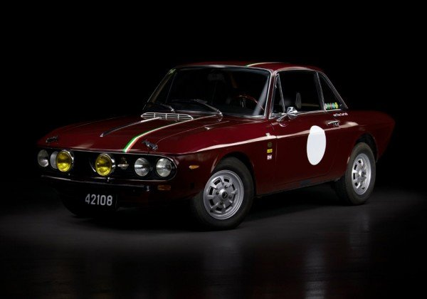 Alessia - 1973 Lancia Fulvia 1.3S Coupe - by Baptiste Griselle