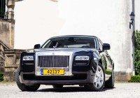 Emily Edward Tudor - 2010 Rolls Royce Ghost