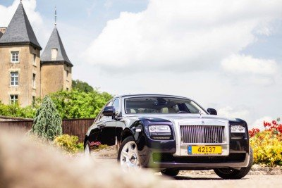 Front hidden - Emily - Rolls Royce Ghost - Ansembourg