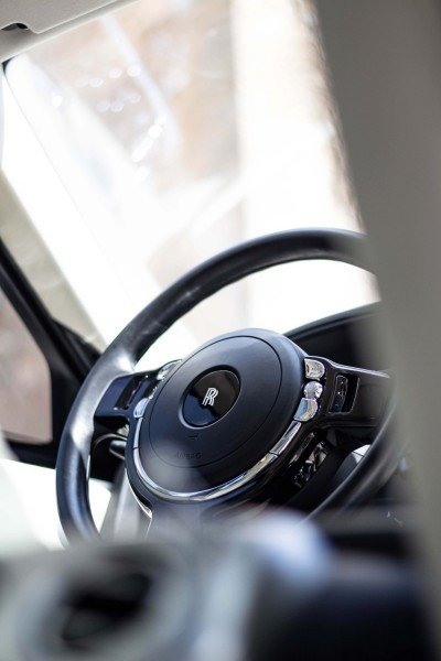 Steering wheel - Emily - Rolls Royce Ghost