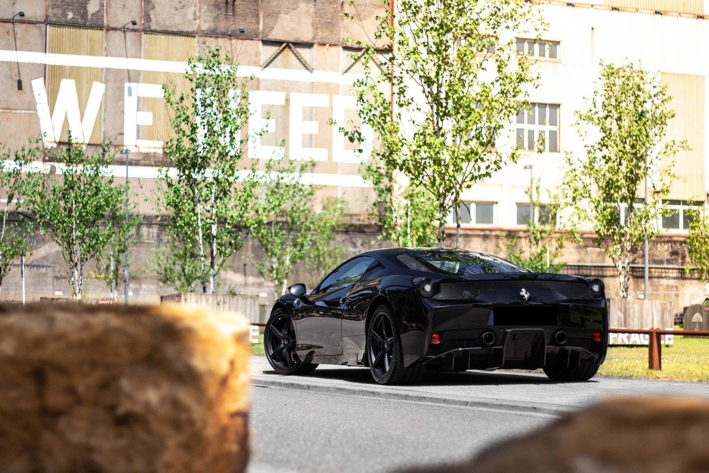Epona - 2016 Ferrari 458 Speciale - back - All we need