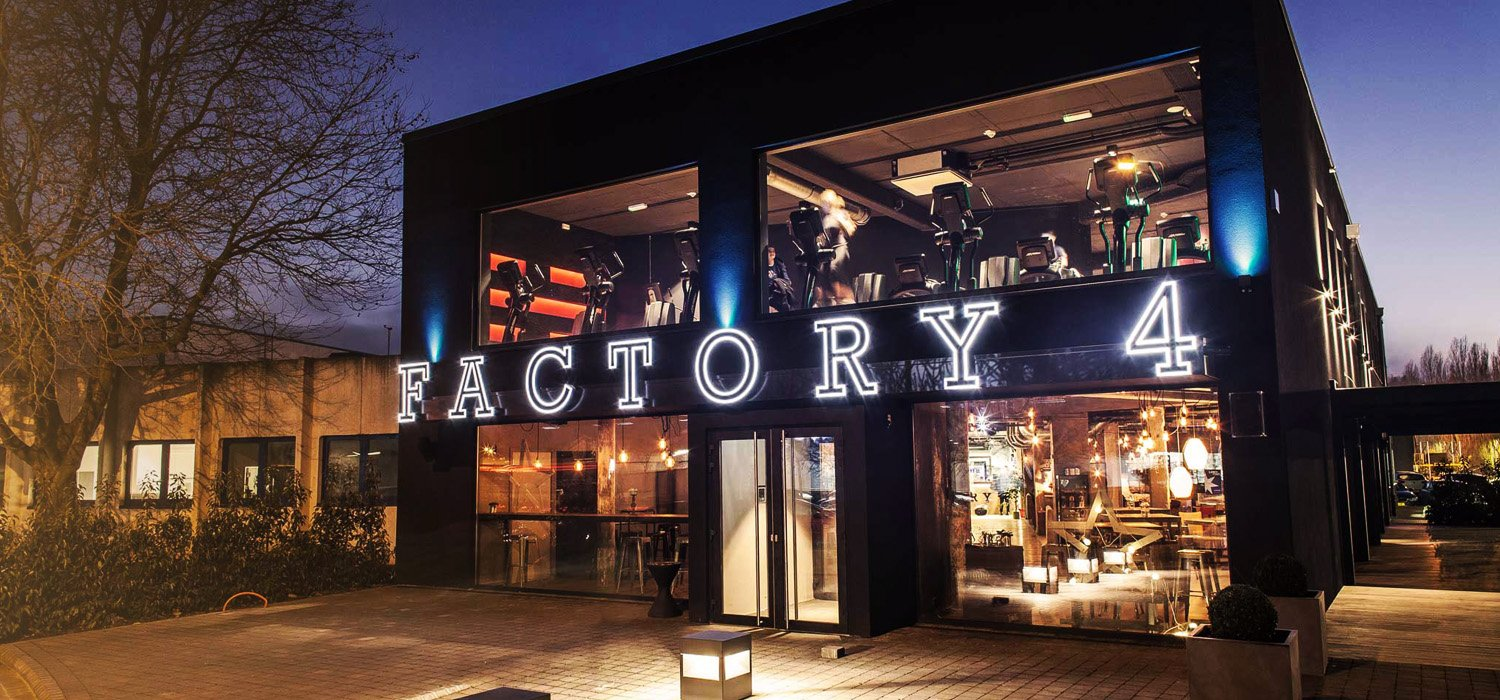 Factory 4 Cover Picture