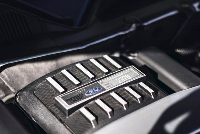 Crystal - 2013 Ford Mustang Boss 302 - Engine plate