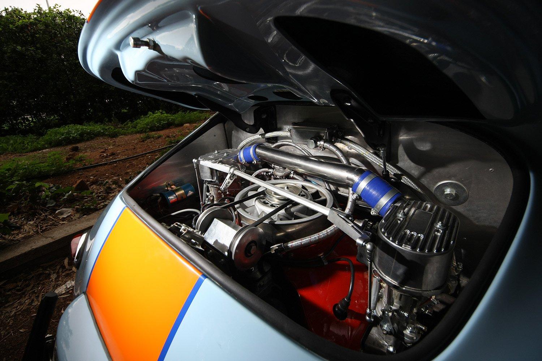 RCH 356 Wide Body Engine