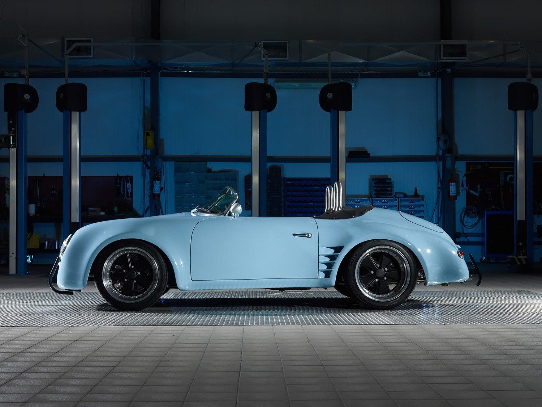 RCH 356 wide body blue side