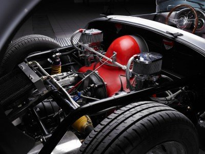 RCH 550 engine 2