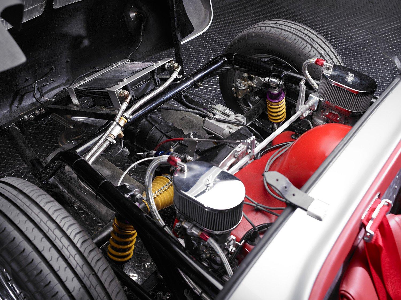 RCH 550 engine