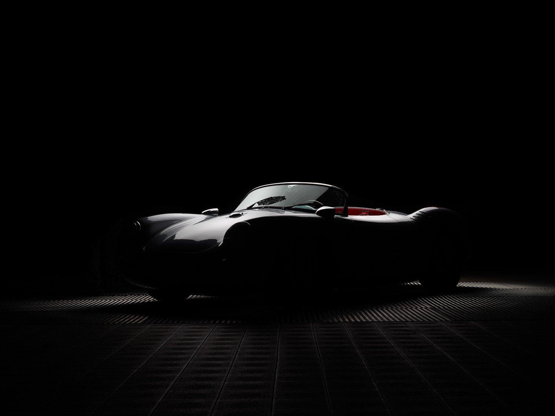 RCH 550 in the dark