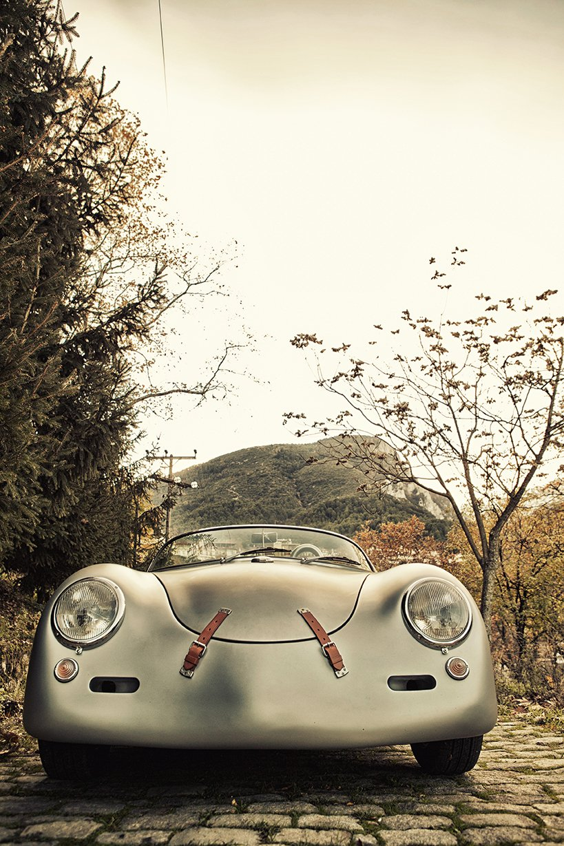 RCH 356 Carrera with leaves