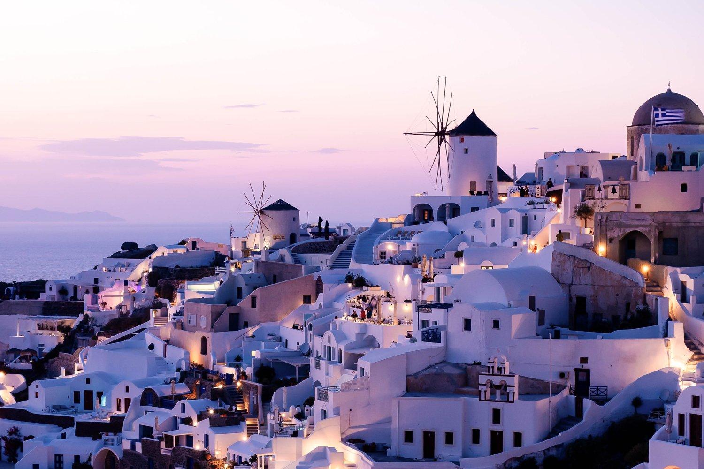 Triptyque - Greece
