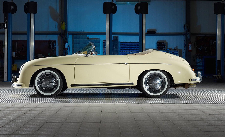 RCH 356 beige side roof open