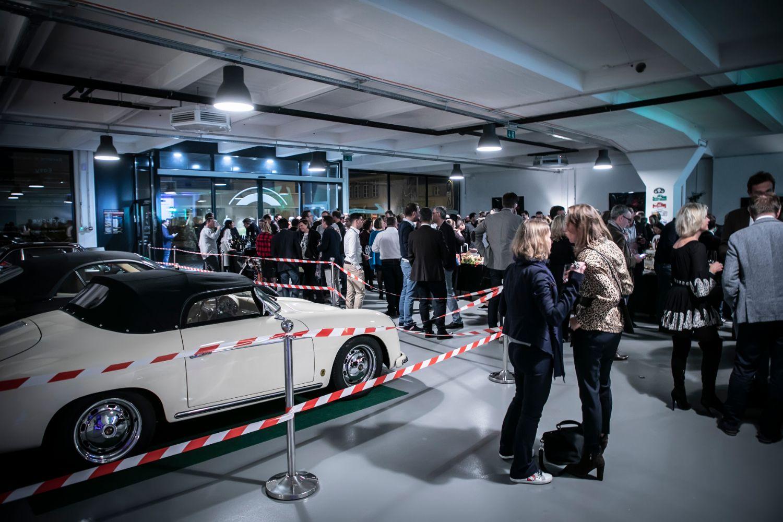 In Vino Gildas 10 year anniversary - Full house - Photo by Laurent Antonelli