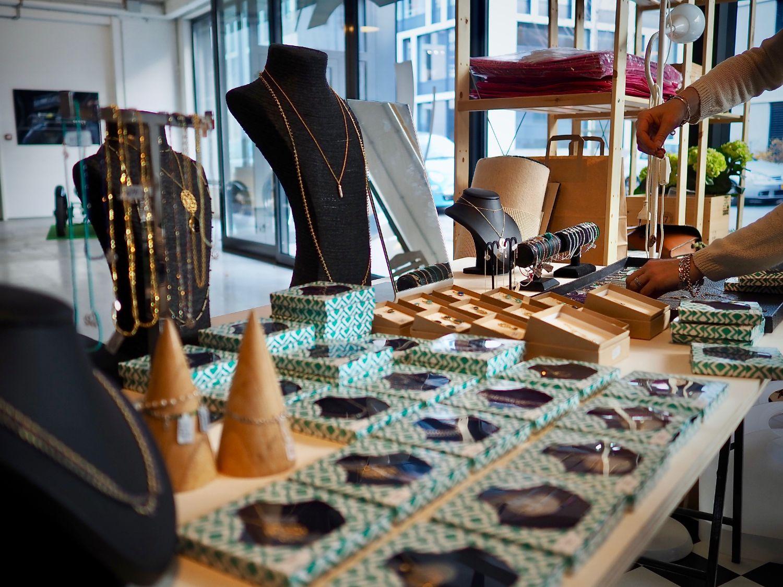 Pop-Up Store by La Malle de Lux |Jewelry