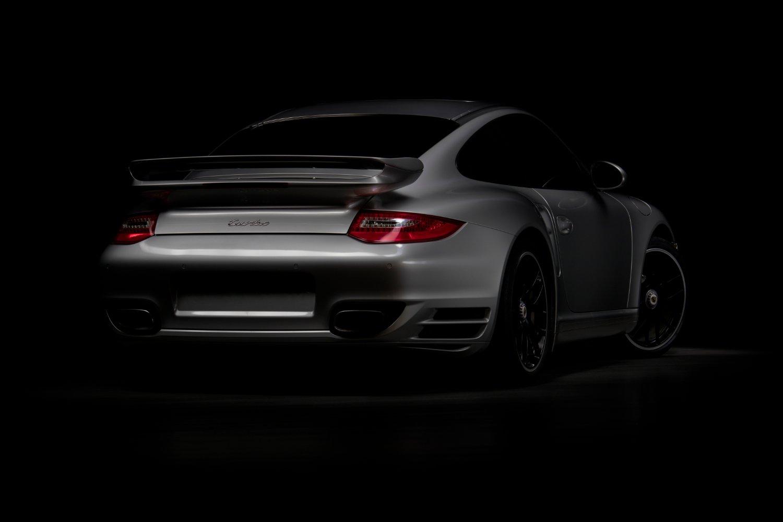 Claudia |2010 Porsche 911 Turbo |Auto Reflection by Baptiste Griselle