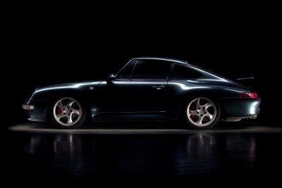 Tina |1995 Porsche 911 4S |Auto Reflection by Baptiste Griselle