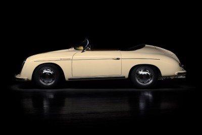 Cathie |1955 Porsche 356 Speedster by Replicar Hellas |Auto Reflection by Baptiste Griselle