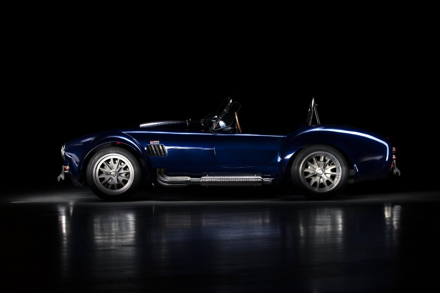 Ashley |1965 Shelby Cobra by Backdraft Racing |Auto Reflection by Baptiste Griselle