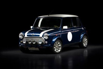 Poppy |1996 Mini Cooper Sportspack |Auto Reflection by Baptiste Griselle