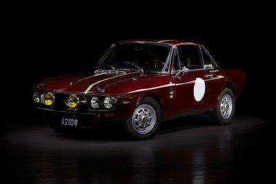 Alessia |1972 Lancia Fulvia Coupé |Auto Reflection by Baptiste Griselle