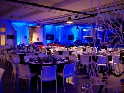 Editus Corporate Event with Ghanime Events at The Cartell