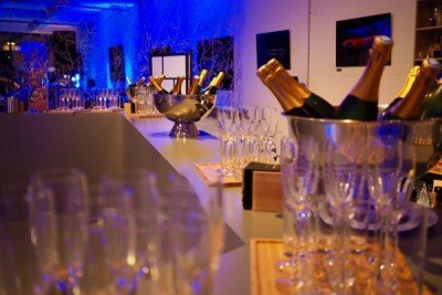 host a reception at the cartell