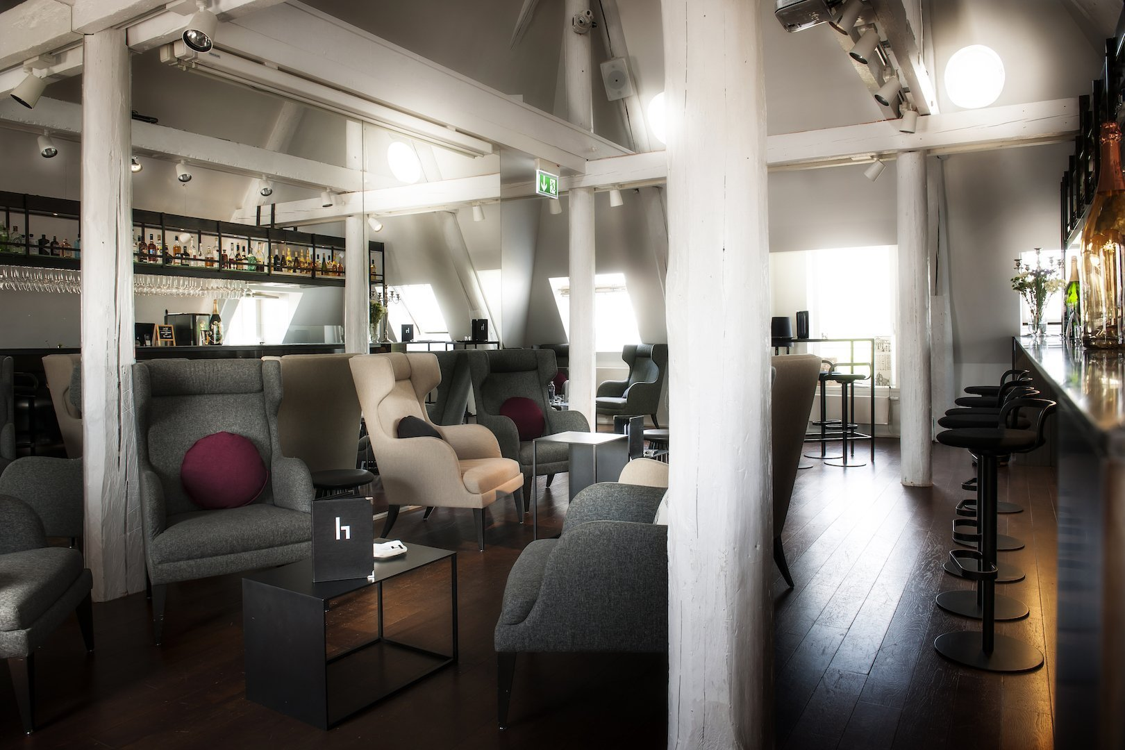 House 17 Private Members Club | The Attic