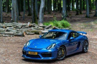 Porsche Cayman GT4 Clubsport - Hannah - photo by Philippe Hoett